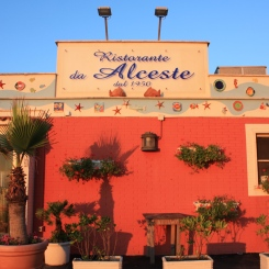 Restaurant da Alceste has been mentioned in the MIchelin guide